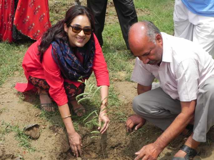 Tree Plantation in Delhi